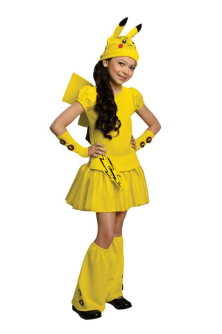 Pokemon Pikachu-Child Costume