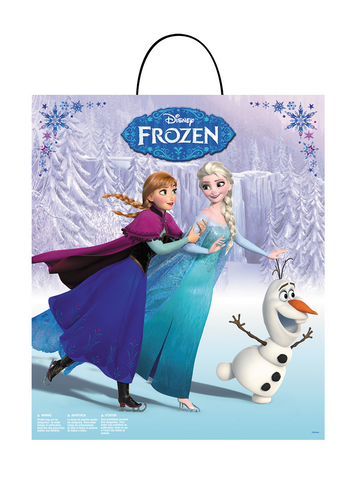 Trick or Treat Bag-Frozen