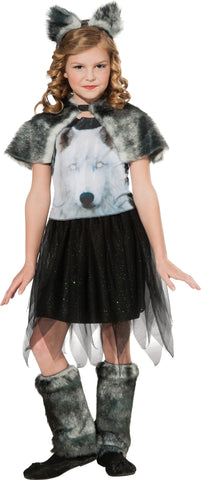 Wolf of the Dawn-Child Costume