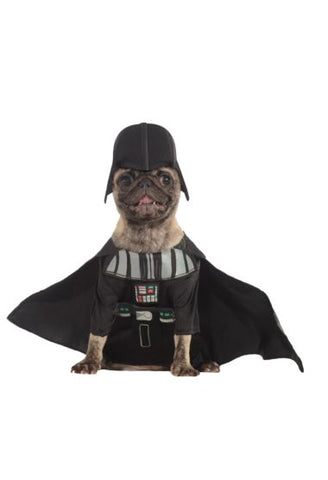 Pet Costume-Darth Vader