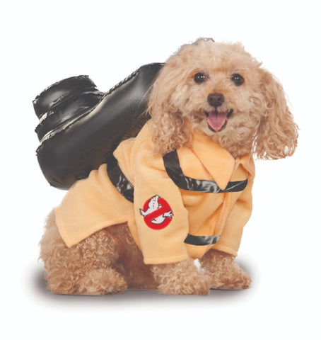 Pet Costume-Ghostbusters