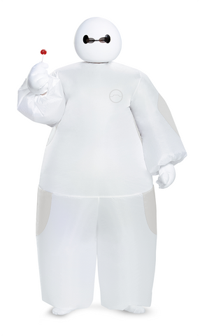 White Baymax Inflatable child