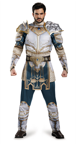 Warcraft King Llane -Adult Costume - ExperienceCostumes.com