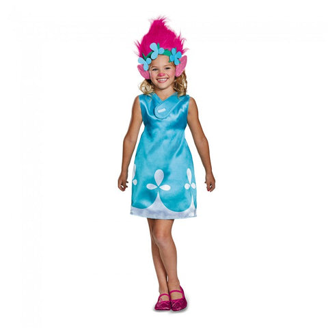 Trolls Poppy Classic-Child Costume