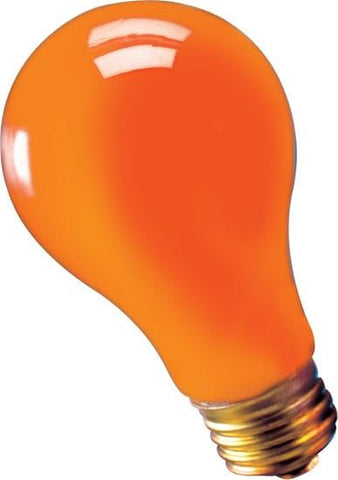 Light Bulb - Orange