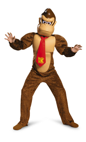 Super Mario Brothers Donkey Kong-Child Costume - ExperienceCostumes.com