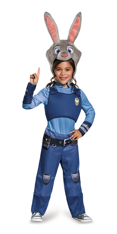 Zootopia Judy Hopps Classic-Child Costume