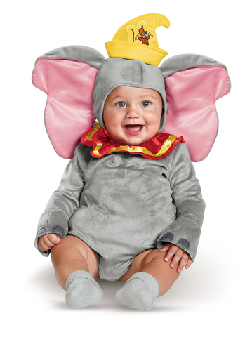 Dumbo Costume-Infant