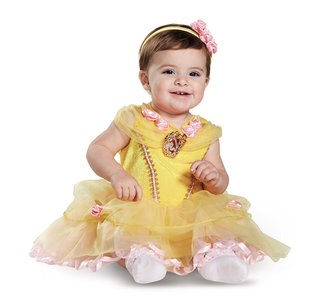 Beauty and the Beast Belle Costume-Infant Costume - ExperienceCostumes.com