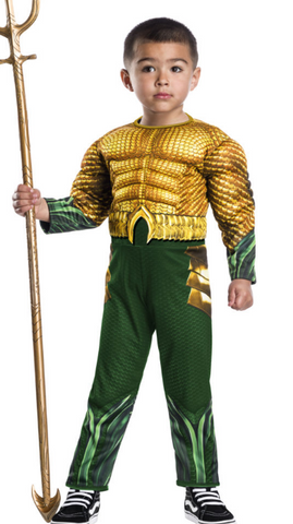 Aquaman-Child Costume