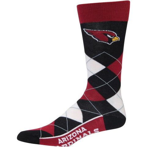 Arizona Cardinals Argyle Socks