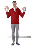 Be My Neighbor Kit-Adult Costume