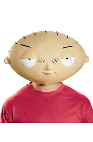 Stewie Deluxe Mask-Adult