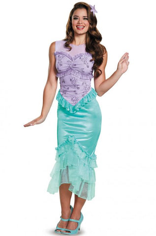 The Little Mermaid Ariel Classic-Adult Costume