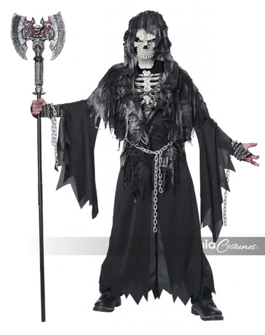 Evil Unchained Costume-Child