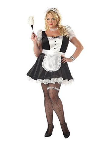 French Maid-Adult Plus