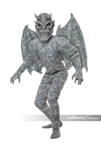 Ghastly Gargoyle-Child Costume