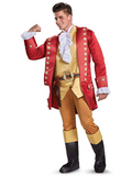 Beauty and the Beast Gaston Deluxe-Adult Costume