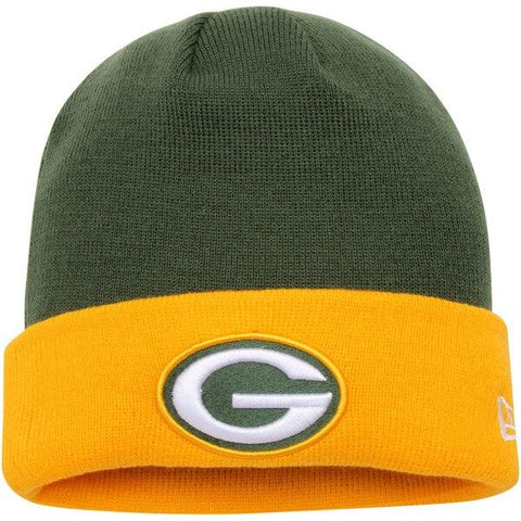 Green Bay Packers Beanie-Mens