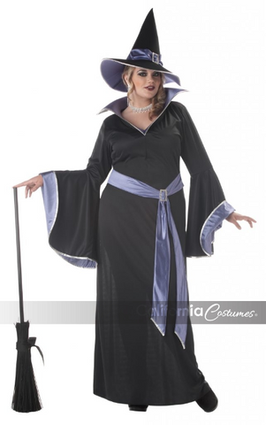 Incantasia Glamour Witch-Adult Plus