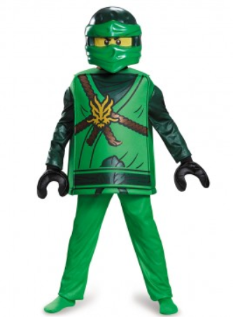 Ninjago Lloyd Deluxe-Child Costume