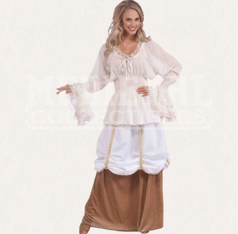 Medieval Blouse-Adult