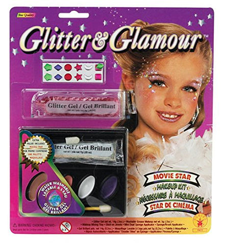 Glitter & Glamour Makeup-Movie Star