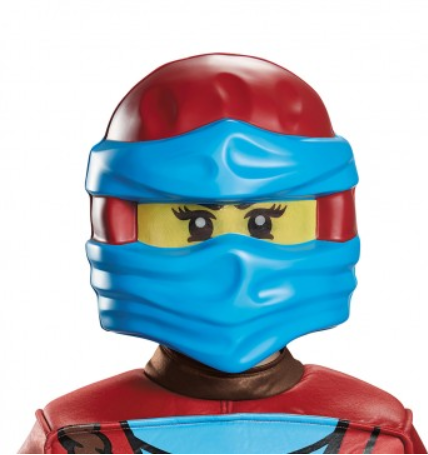 Ninjago Nya Mask-Child