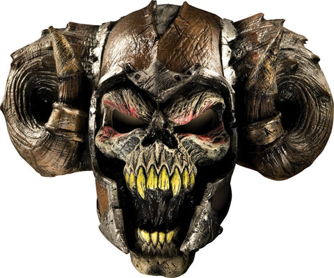 Demon Warrior Mask-Adult