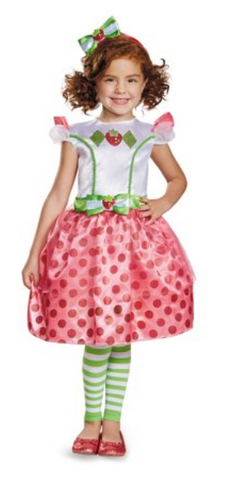 Strawberry Shortcake Classic-Child Costume