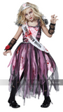 Zombie Prom Queen-Child Costume