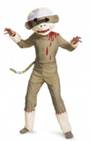 Zombie Sock Monkey-Child