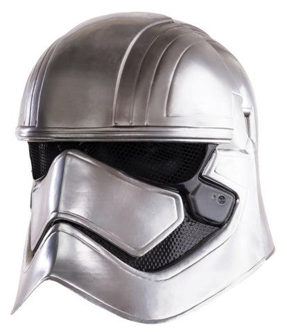 Star Wars Captain Phasma Helmet Deluxe Two Piece Mask-Adult Accessory