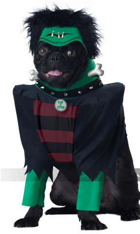 Pet Costume-Frankenpup