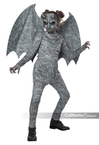 Gargoyle Girl-Child Costume