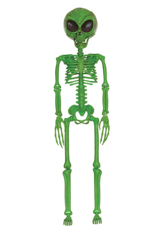 Alien Skeleton-Green