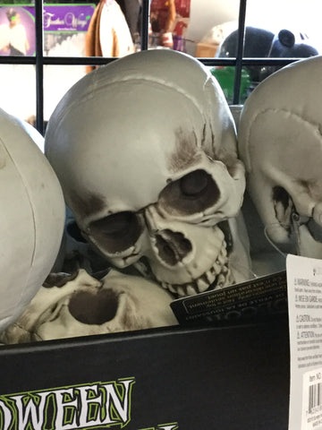Tabletop Skulls-Set of 3