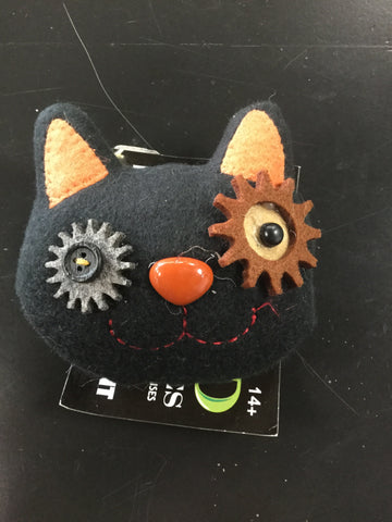 Plush Halloween Ornament