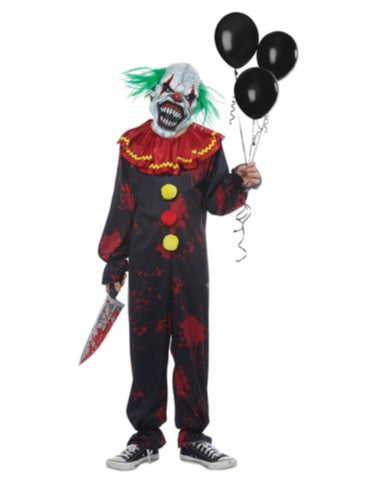 Menacing Clown-Child