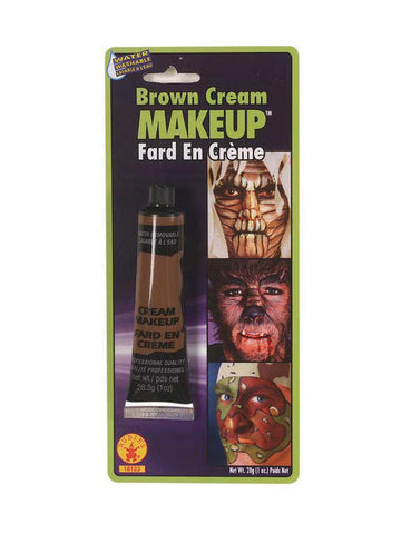 Cream Makeup-Brown