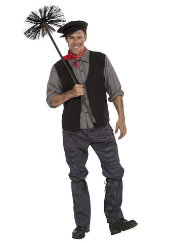 Chimney Sweep-Adult Costume Standard