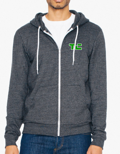 "The Perfect Hoodie - TechCrunch ""TC"" Logo"