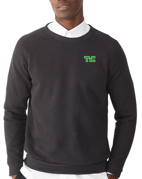 TechCrunch Logo Crewneck Sweatshirt