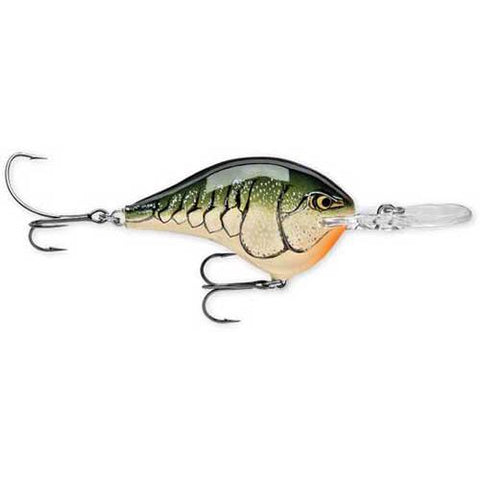 Rapala DT Series Olive Green Craw PHA
