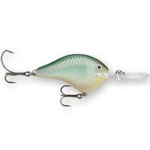 Rapala DT Series 10' Ike-Blue Back Herring