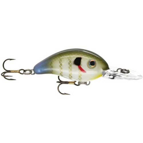 Strike King Series 1 - 3-8oz 2-5ft Sexy Sunfish DWO
