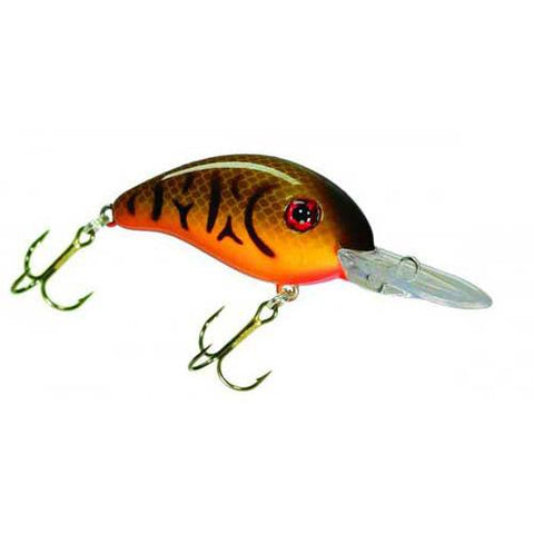 Strike King Series 1 - 3-8oz 2-5ft Orange Belly Craw DWO