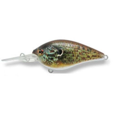 Baker Lure Suspend Crankbait 2.5' 1-2oz 2'-4' Pumpkinseed