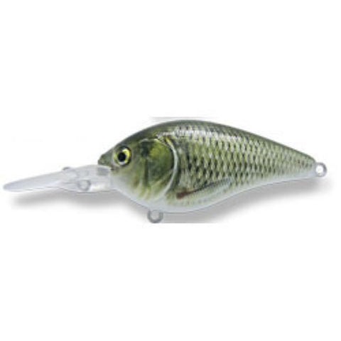 Baker Lure Suspend Crankbait 2.5' 1-2oz 2'-4' Green Bass