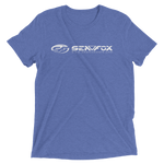 Sea Fox Boat Company logo T-shirt – Vintage Blue